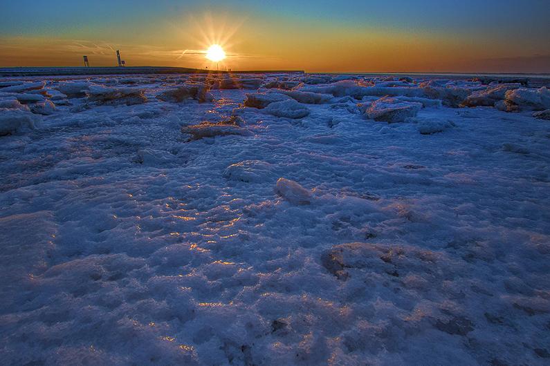 Nordseeferien im Winter