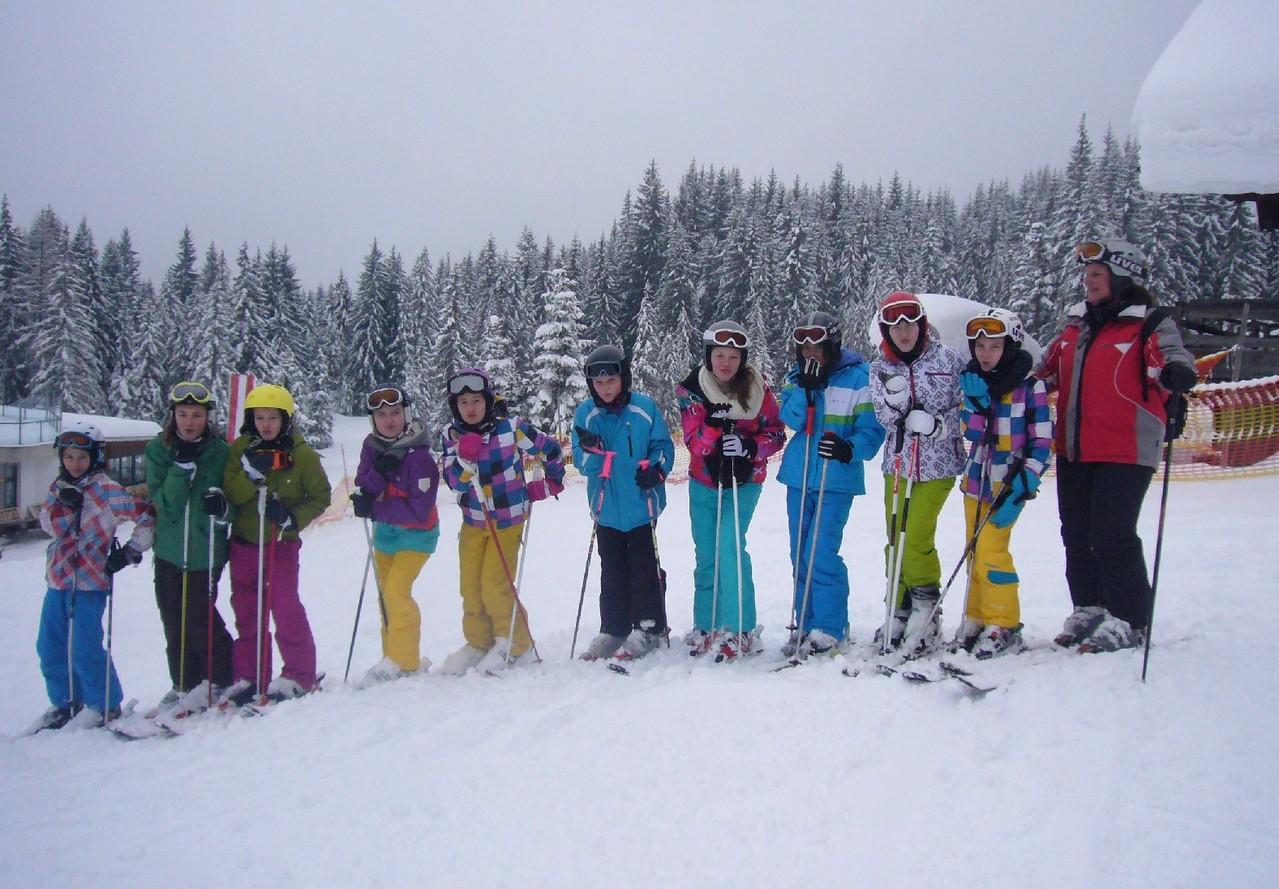 Skitag in Rußbach
