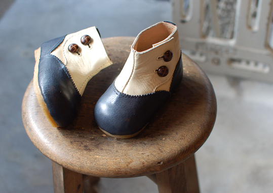 Antique boots アンティークブーツキッズ