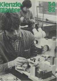 Letzte Ausgabe der Kienzle-Blätter, Weihnachten 1982