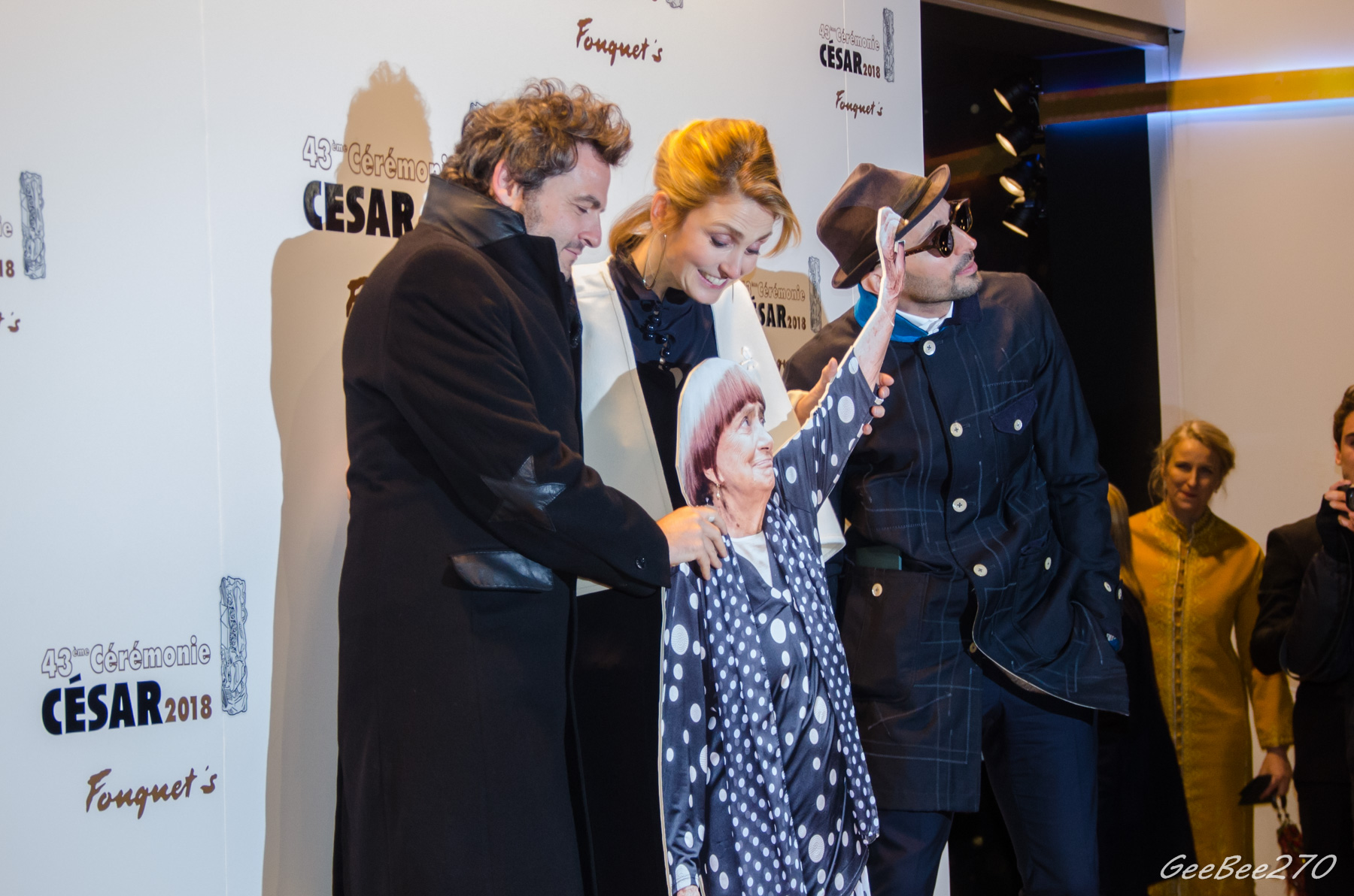 Mathieu Chedid, Julie Gayet
