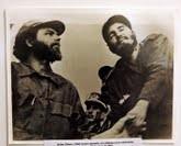 Huber Matos y Fidel Castro