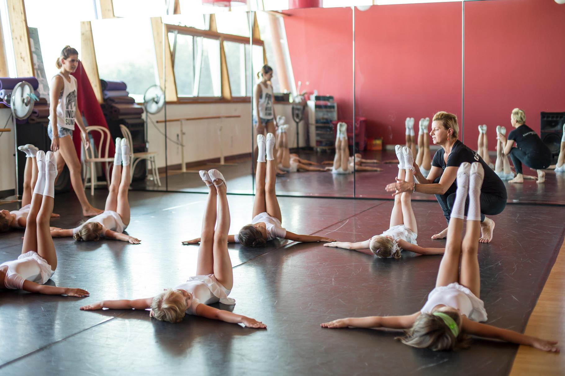 Tänzerische Frühförderung