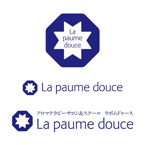 アロマテラピーサロン&スクール_ロゴデザイン_名古屋駅