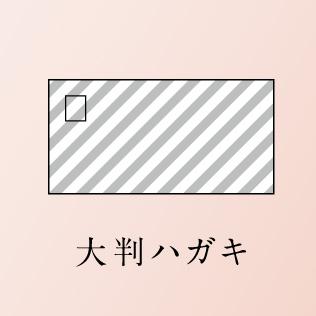 大判ハガキDM 大判はがき 大判サイズポストカード デザイン制作 印刷