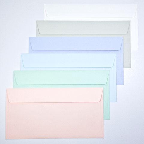 刷込み封筒色