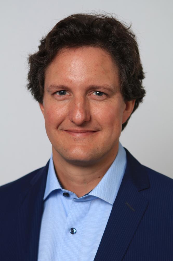 Dr. Andreas Roye, Entrepreneur und Gründer von LUCEM