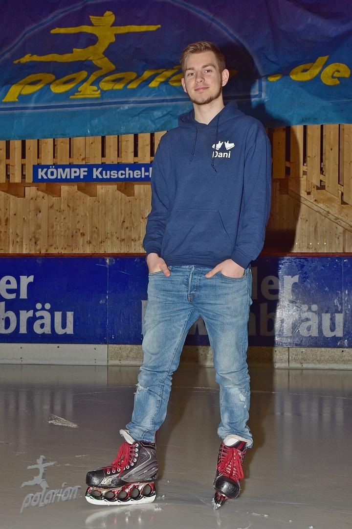 Daniel Rathfelder - 17 Jahre - Freestyler seit 15/16, Instagram: Daniel.rathfelder21