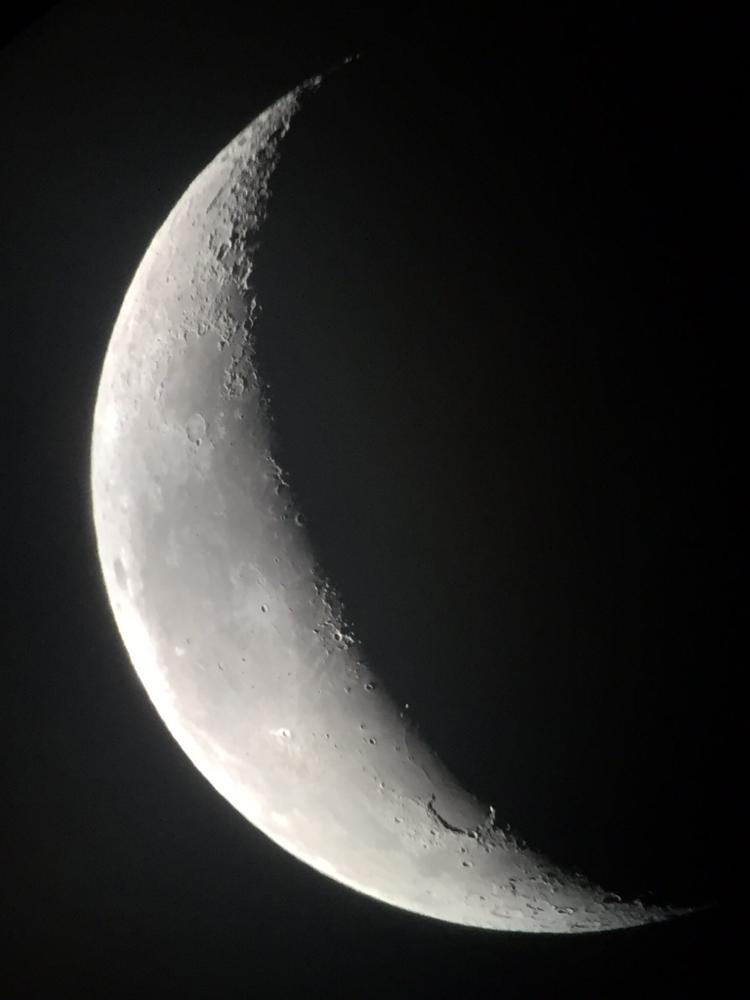 望遠鏡から