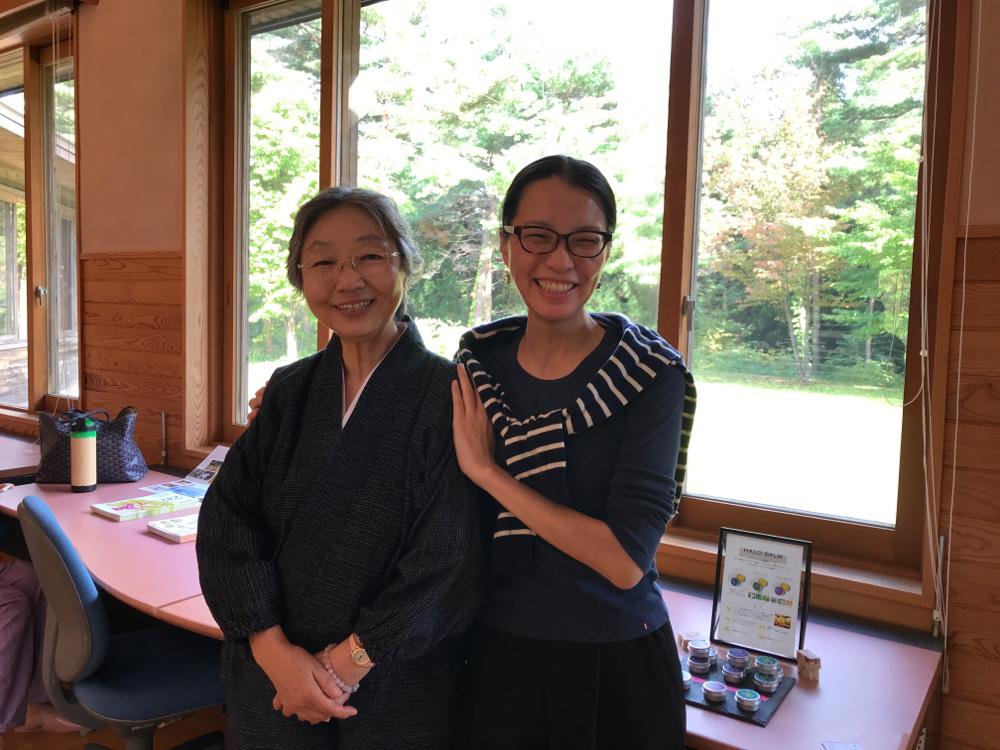 ハートの羅針盤で進んで、鎌倉精進料理 不識庵の藤井まり先生との素敵な出会♡