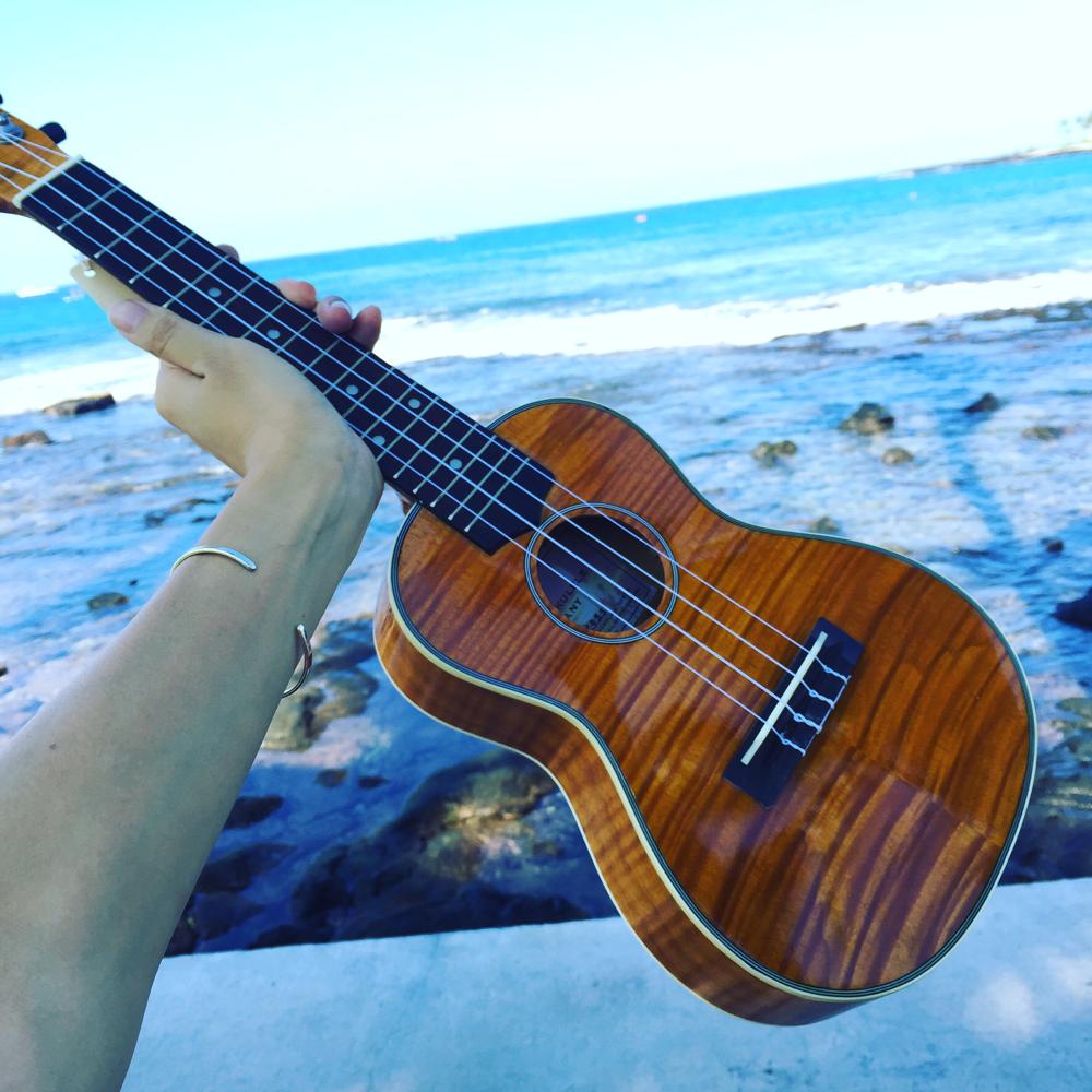 ハワイ島コナ!
