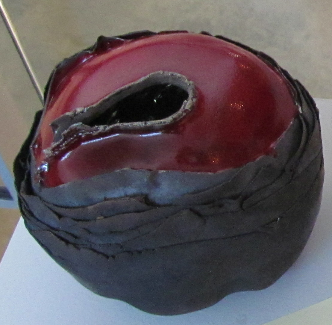 25-Chrysalide rouge