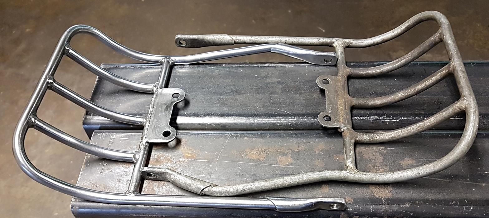 Simson GS50 Motorschutz Replik