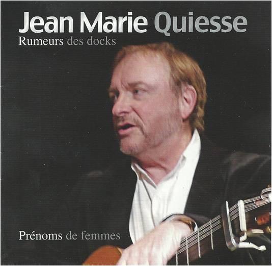 Jean Marie Quiesse 2013 - Album