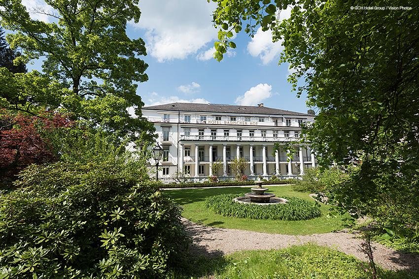 Radisson Blu Badischer Hof Hotel, Baden-Baden