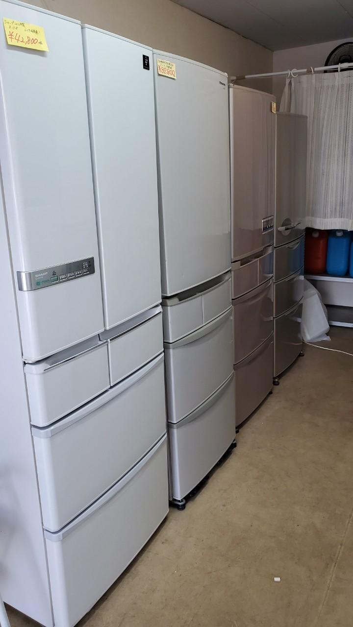 札幌中央区で大型冷蔵庫をお探しの方はリサイクルショップ、プラクラへ!