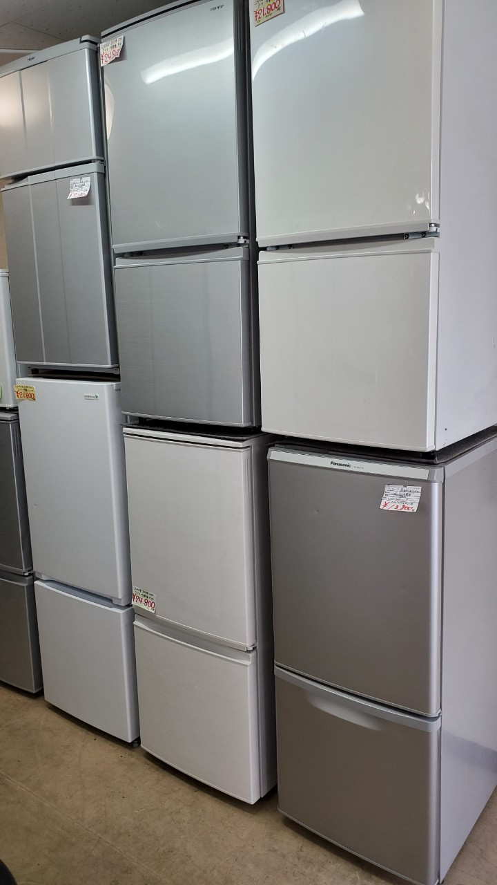 札幌市中央区で中古冷蔵庫はプラクラできまり!
