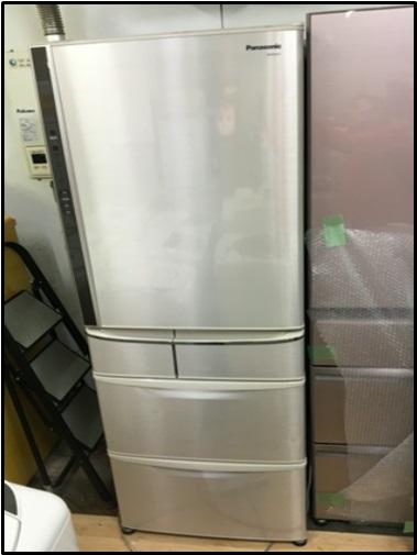 パナソニック大型冷蔵庫の出張買取はプラクラへ♪