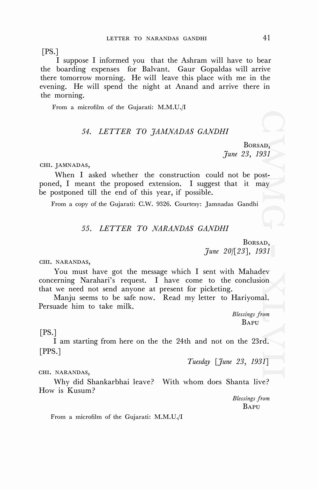 CWMG - Vol  47 - GandhiServe Foundation