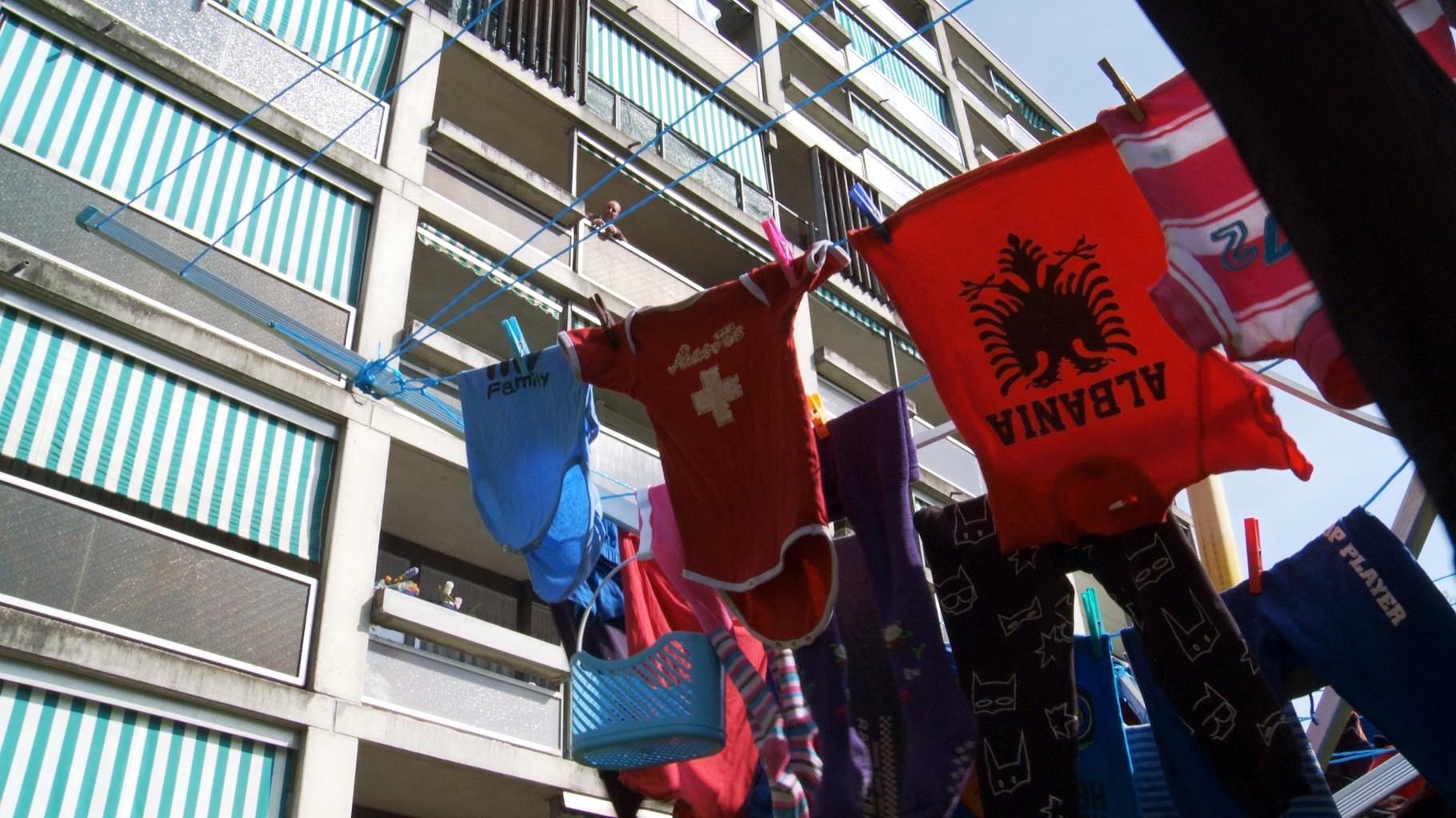 Im Gyrischachen wohnen Menschen aus 42 Nationen
