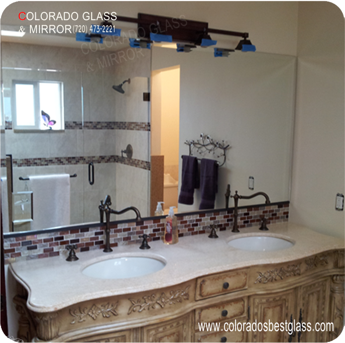 Custom Mirrors - Colorado Glass and Mirror