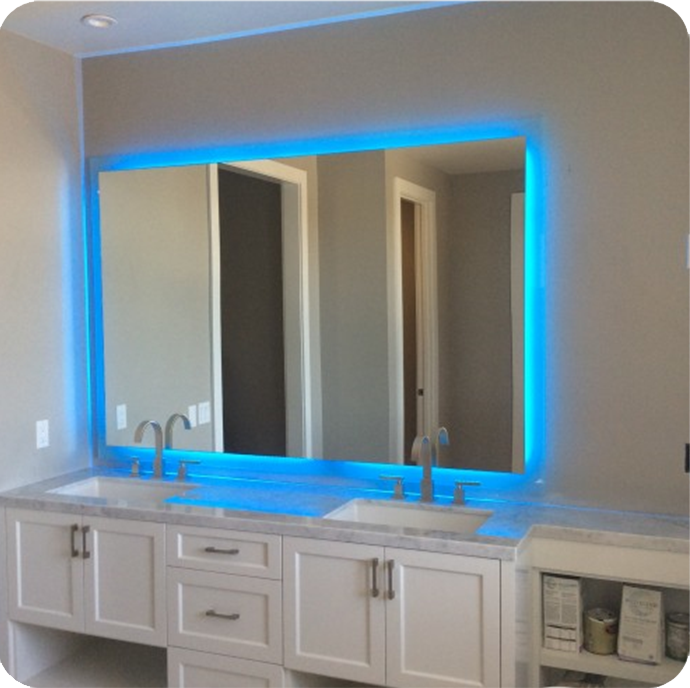 Custom Mirrors - (720) 473-2221