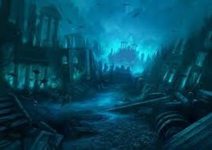 ある日突然沈んだ超古代文明も再生のための破壊?