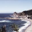 神津島の風景