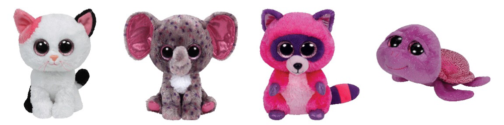 (07 July 2017) Ty has Officially Retired 4 new Beanie Boos  Muffin the Cat b7de5b4f393