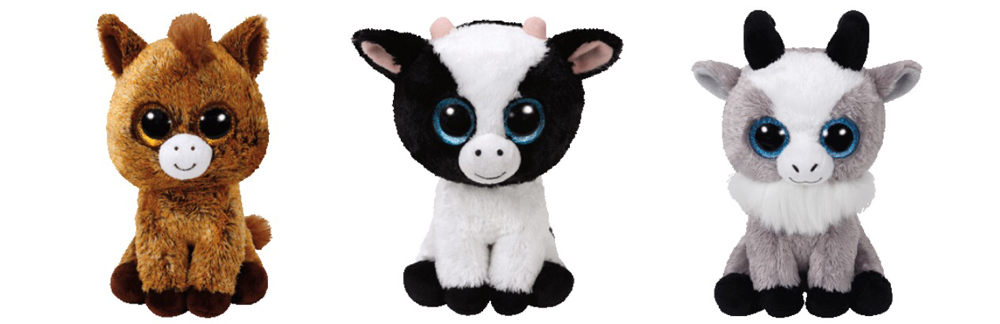 9f3d43dd953 (20 January 2017) Ty has Released Six new Exclusive Beanie Boos for  January  Maple the Moose (Canada)