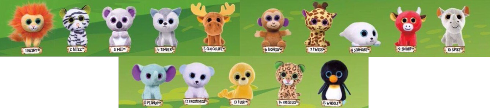e29fcbbb89a (20 May 2017) Four new Exclusive Beanie Boos have been Released! Valor the  Chihuahua (Cracker Barrel)