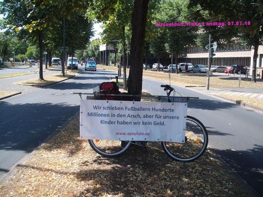 Nähe Landtag, Düsseldorf
