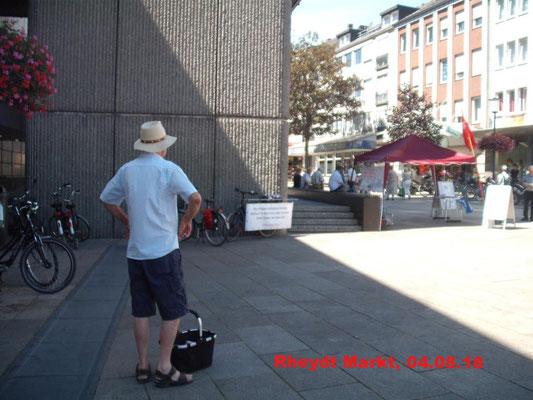 Markt, Rheydt
