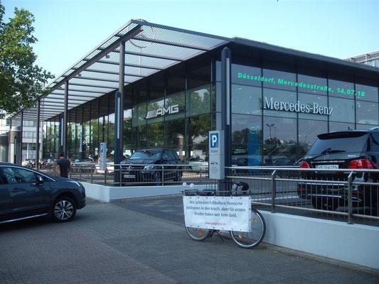 Mercedesstraße, Düsseldorf