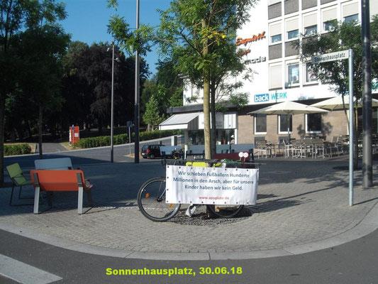 Sonnenhausplatz, Mönchengladbach