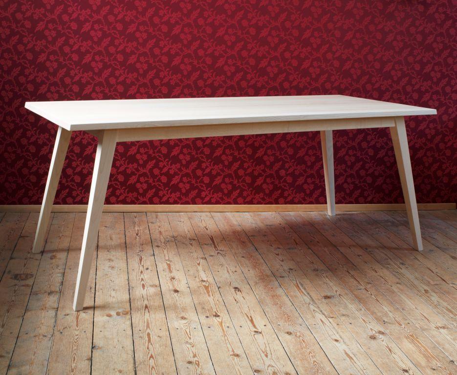 Tisch v12 Ahorn Massivholz