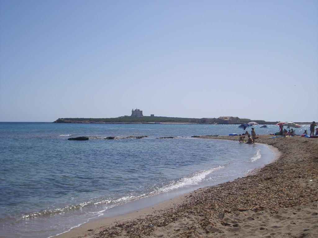 spiaggia di Scalo mandria