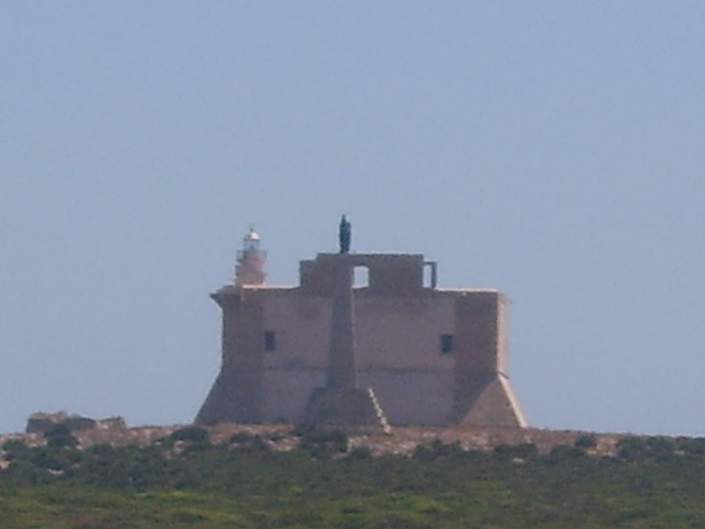Castello-fortezza costruito all'inizio del '600 dall'Imperatore Filippo III nipote di CarloV