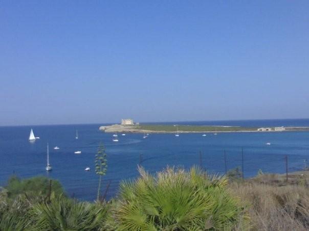 Isola di Capo Passero a 250