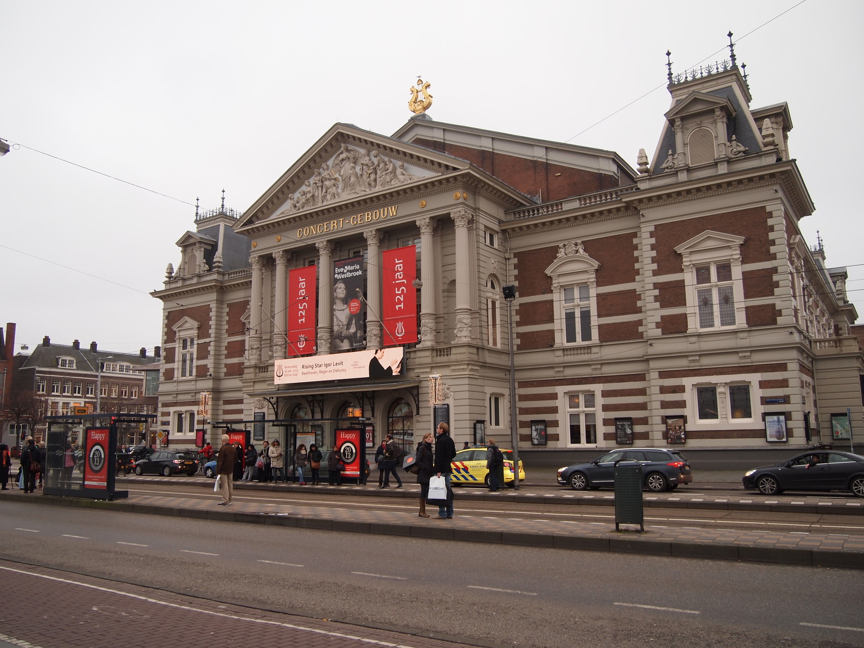 Royal Concertgebow, Amsterdam