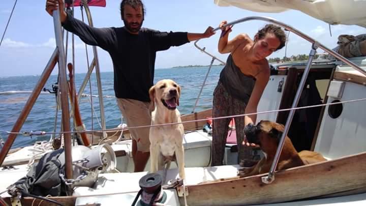 Los turistas fueron rescatados sanos y salvos