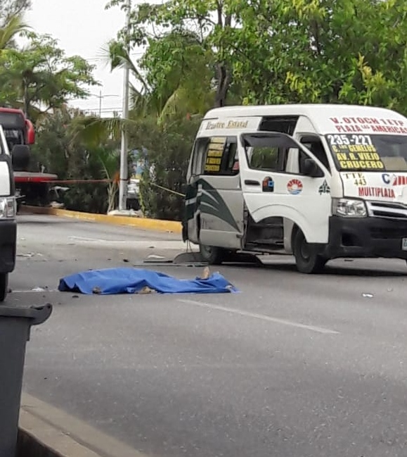 Las carreritas entre unidades de Servicios públicos pueden ser  fatales