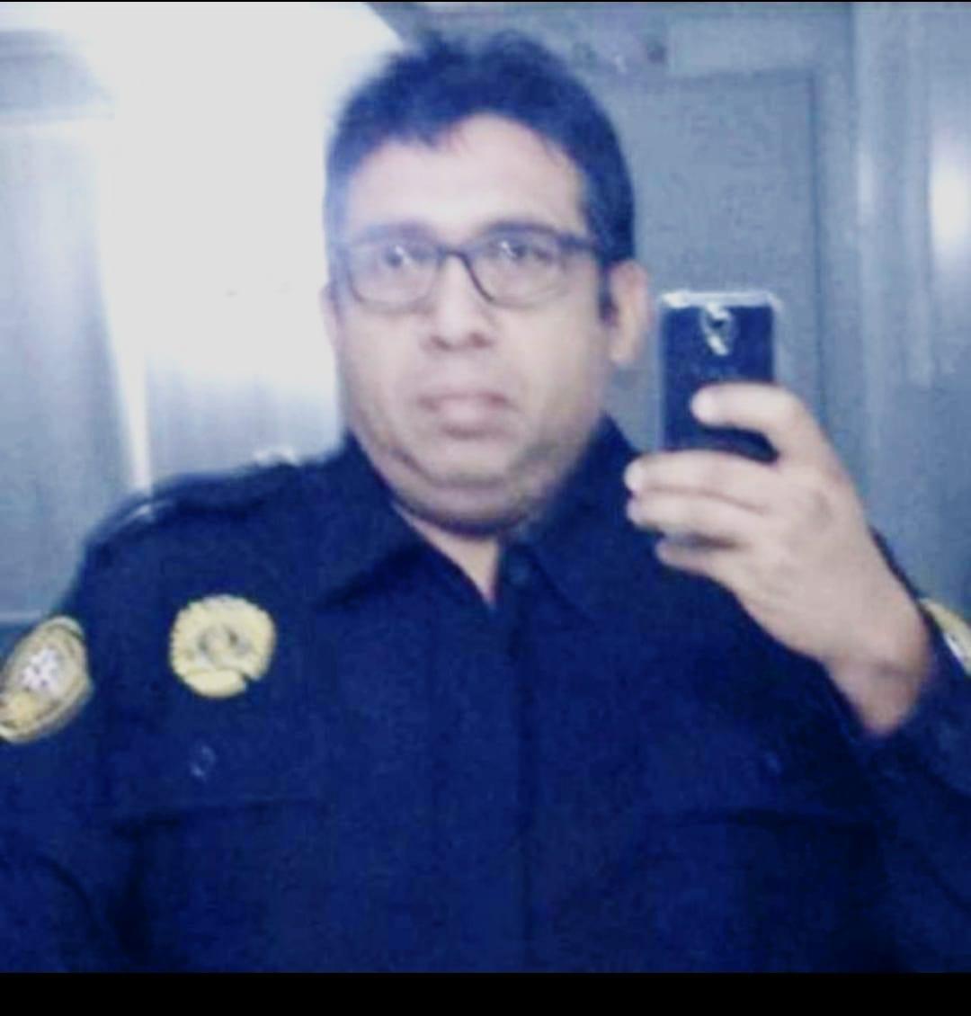 Jose Delgado, titular de la Cárcel Municipal de Solidaridad.