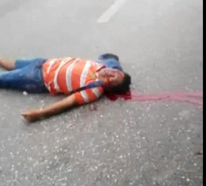 El ciudadano perdió la vida al ser embestido por el Turicun