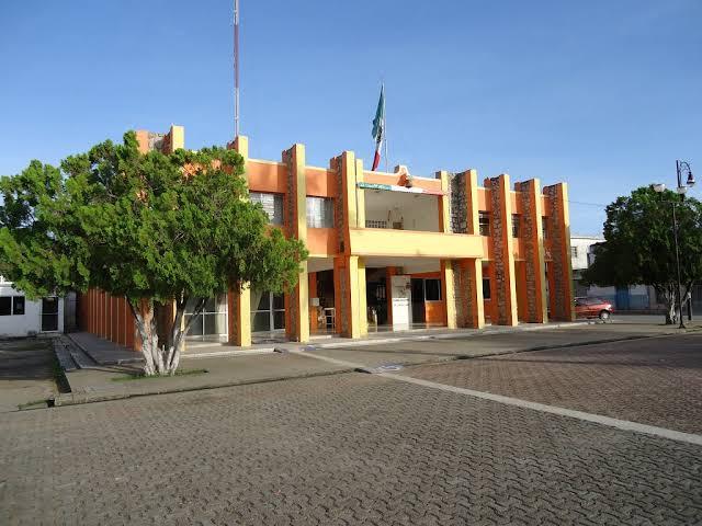La casa de la corrupción en el municipio de Felipe Carrillo Puerto.