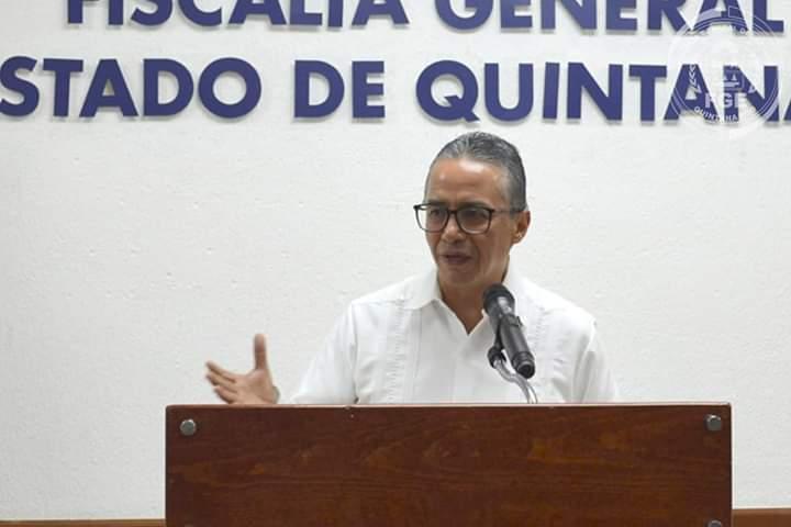 Óscar Montes de Oca Rosales nuevo fiscal del estado