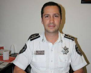 Luis Rodrigo Alcázar Urrutia director de Tránsito Municipal