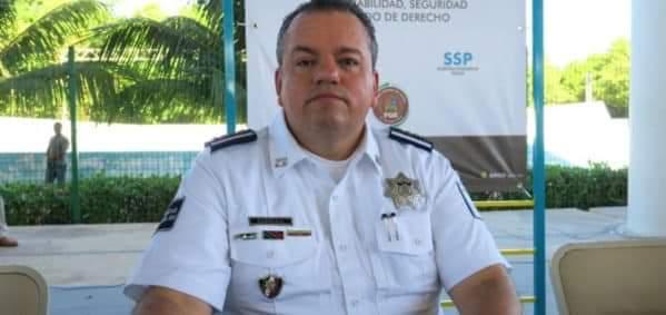"""Alberto Capella Ibarra alias el """"Rambo"""" actual titular de la SSP en el estado"""