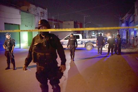 En todo el estado las autoridades no han podido controlar la ola de violencia