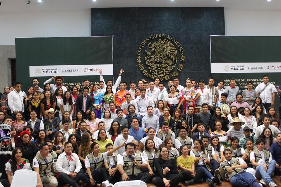 El objetivo es promover la participación y toma de decisiones de los jóvenes en sus comunidades